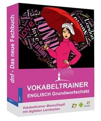 Picture of Vokabeltrainer Englisch Grundwortschatz mit digitalen Lernkarten
