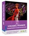 Picture of Vokabeltrainer Französisch Aufbauwortschatz mit digitalen Lernkarten