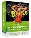 Picture of Vokabeltrainer Italienisch Grundwortschatz mit digitalen Lernkarten