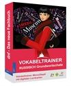 Picture of Vokabeltrainer Russisch Grundwortschatz mit digitalen Lernkarten