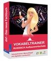 Picture of Vokabeltrainer Russisch Aufbauwortschatz mit digitalen Lernkarten