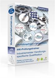 Picture of Prüfungstrainer IHK Industriemeister Gießerei HQ