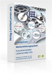 Picture of Prüfungsfragen zum IHK Industriemeister Lebensmittel HQ auf digitalen Lernkarten
