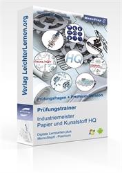 Picture of Prüfungstrainer IHK Industriemeister Papier und Kunststoff HQ