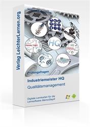 Picture of Industriemeister  HQ - Qualitätsmanagement auf digitalen Lernkarten