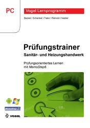 Picture of Prüfungstrainer mit Prüfungsfragen zum Sanitär- und Heizungshandwerk