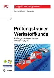 Picture of Prüfungstrainer mit Prüfungsfragen zu Werkstoffkunde