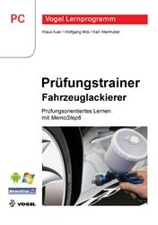 Picture of Prüfungstrainer mit Prüfungsfragen zum Fahrzeuglackierer
