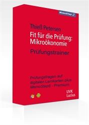 Picture of Prüfungstrainer Mikroökonomie aus der Reihe Fit für die Prüfung