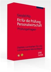 Picture of Fit für die Prüfung - Prüfungsfragen Personalwirtschaft auf digitalen Lernkarten