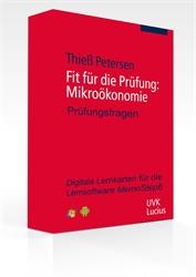 Picture of Fit für die Prüfung - Prüfungsfragen Mikroökonomie auf digitalen Lernkarten