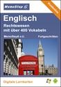 Picture of Englisch Vokabeln Rechtswesen (Vokabelliste)
