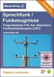 Picture of Allgemeines Funkbetriebszeugnis (LRC) (Lernstoffdatei)