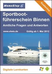 Picture of Sportbootführerschein Binnen 2012 (Lernstoffdatei)