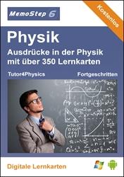 Picture of Ausdrücke in der Physik (Lernstoffdatei)